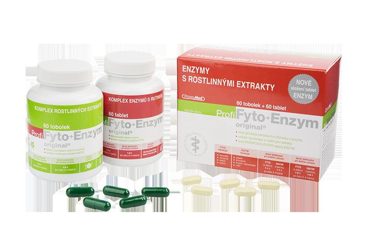 Zkušenosti zákazníků sdoplňkem stravy Profi Fyto+Enzym
